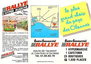 Rallye Château-d'Olonne - 1989