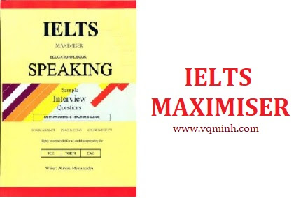 Ielts Maximiser Educational Book Speaking