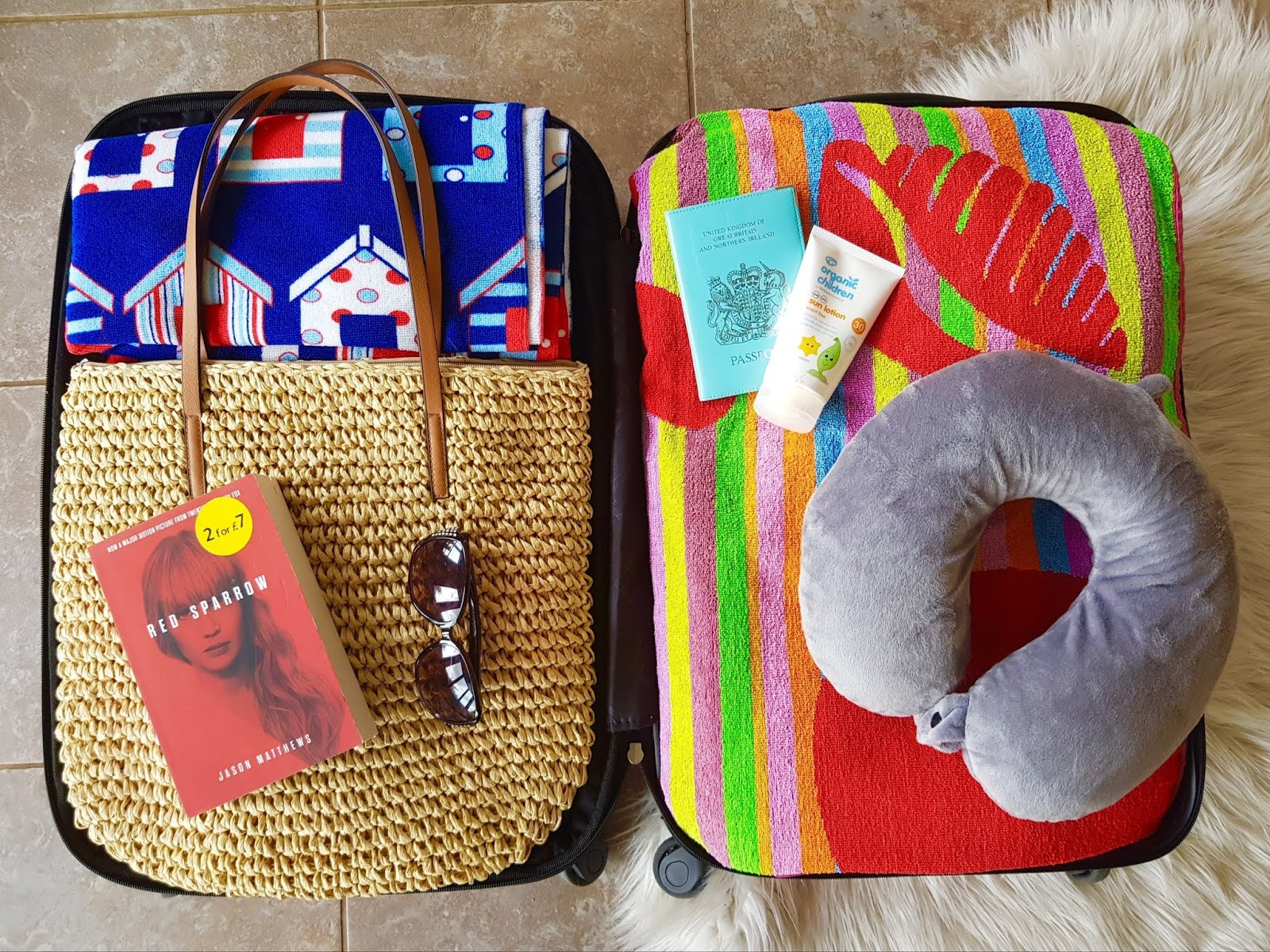 travel holiday packing guide checklist essentials summer