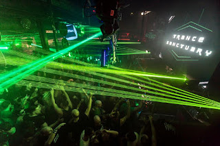 Trance Sanctuary presents Kearnage review by Alex Wright