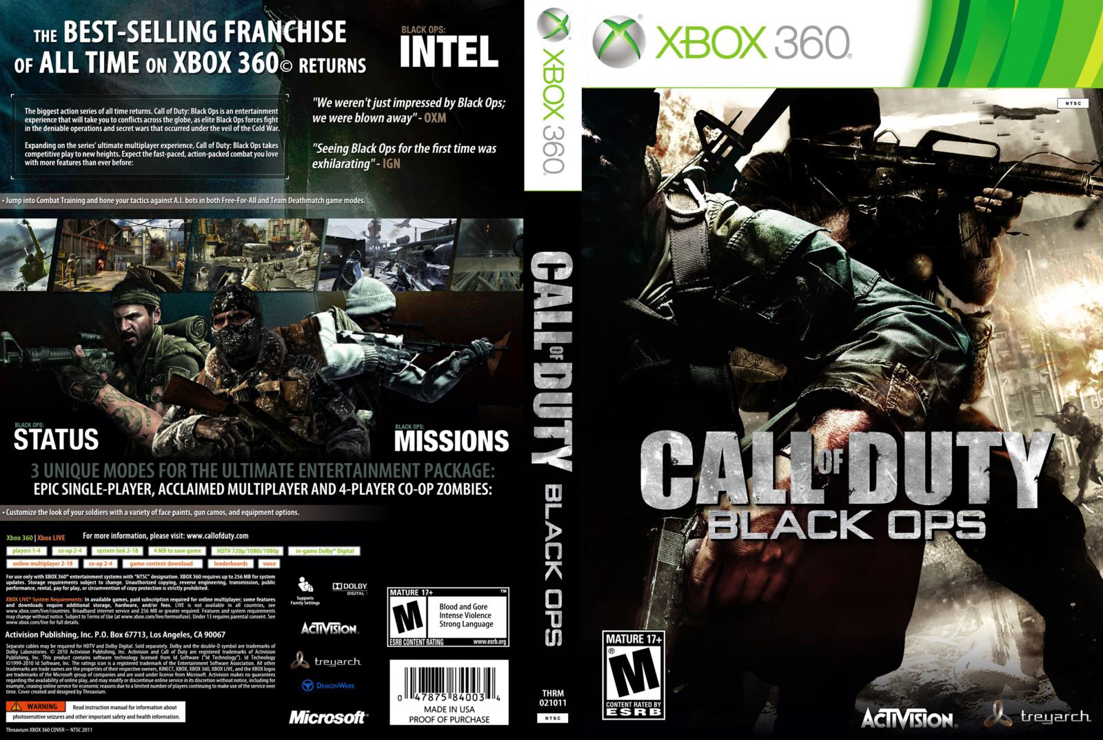 call of duty black ops iso xbox 360