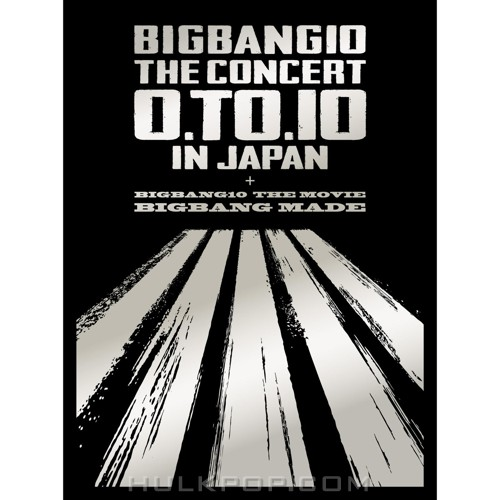 BIGBANG – BIGBANG10 THE CONCERT : 0.TO.10 IN JAPAN + BIGBANG10 THE MOVIE BIGBANG MADE (ITUNES MATCH AAC M4A)