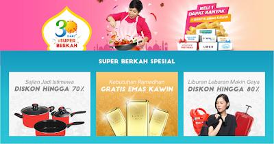 Promo Matahari Mall Super Berkah