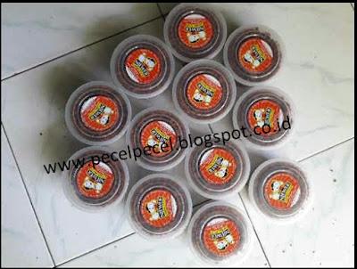 order bumbu sambel pecel khas madiun