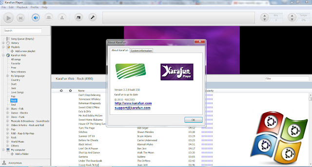Download Karaoke Fun Player (Software Karaoke) 2.2.8 Terbaru Gratis