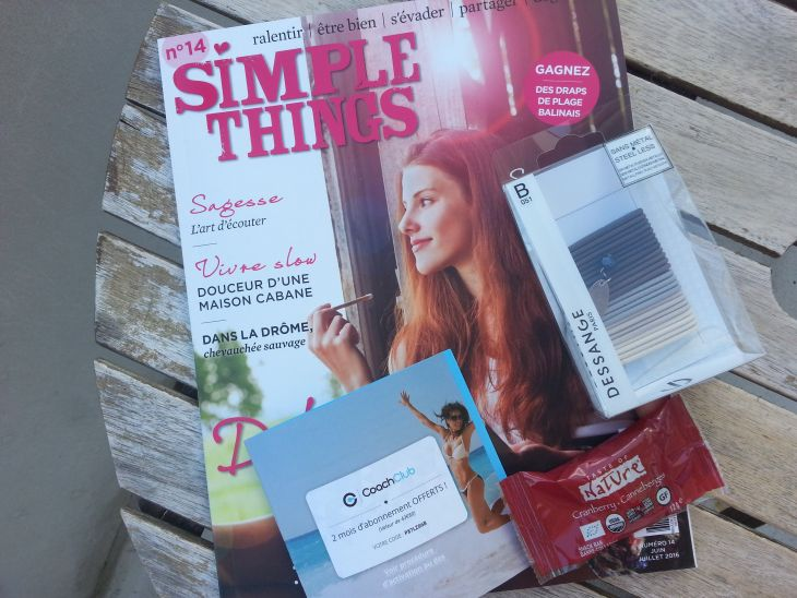 betrousse magazine simple things