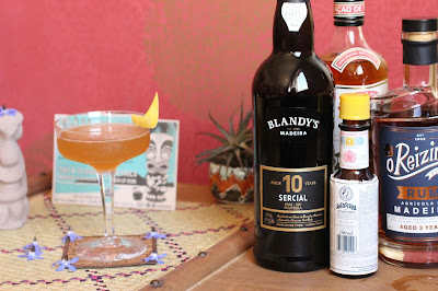 cocktail blandy's madere