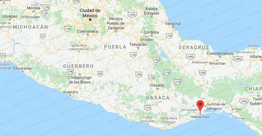 FUERTE SISMO EN MÉXICO de Magnitud 4.4 (Hoy Sábado 4 Agosto 2018) Temblor EPICENTRO - Salina Cruz - Oaxaca- USGS - SSN - www.ssn.unam.mx