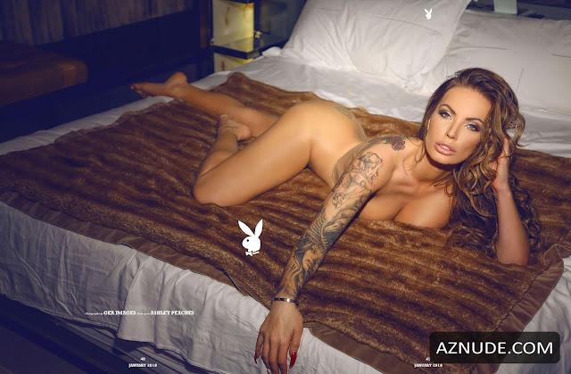 Kayleigh Swenson braless
