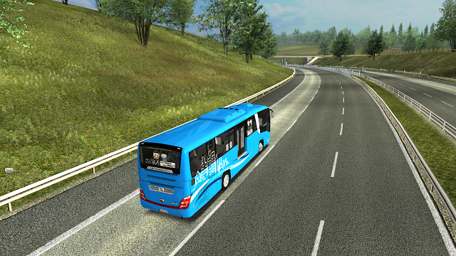 Mod Bus New Armada Spedial BRT UKTS By Timun Kongo Team