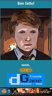 Soluzione Quiz Harry Potter livello 63