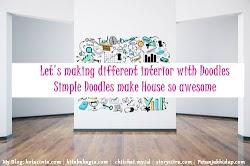Buat Rumah Berbeda dengan Doodles