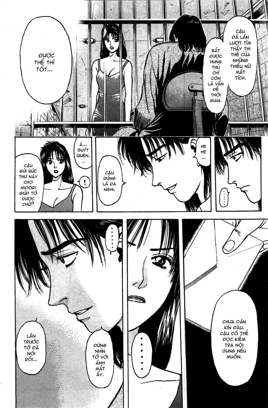 Psychometrer Eiji chapter 62 trang 10