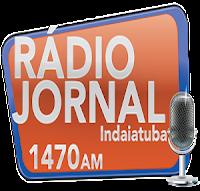 Rádio Jornal AM 1470 de Indaiatuba SP