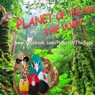 Sign Up Today for Planet Of The Eggs Update