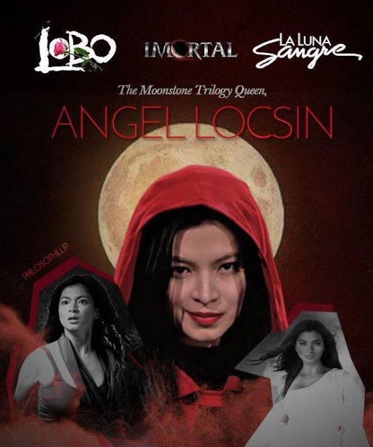 Angel Locsin Will Be Chanting The Magical Prayer Once Again!
