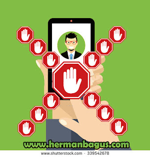 Cara Blokir Nomor Telepon di Hp Android Hermanbagus Hermanbaguz Hermanbagus Shop