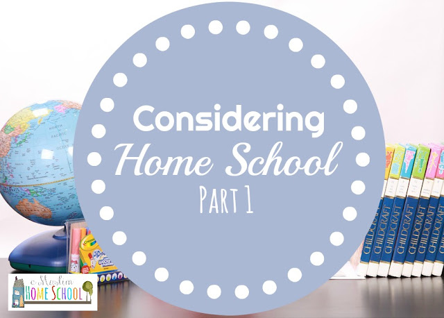 Considering home education part 1 from a muslim homeschool