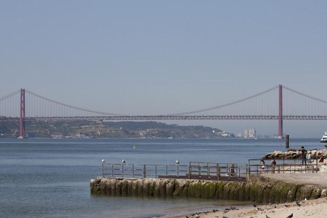 Ponte 25 Aprile-Lisbona
