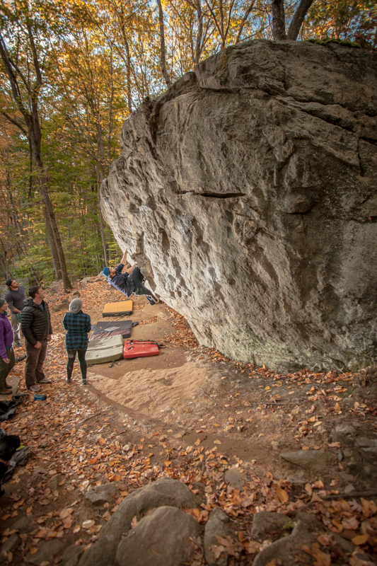 North Park Lincoln >> Diego Correal Imagery: Bouldering in Lincoln Woods, Rhode ...