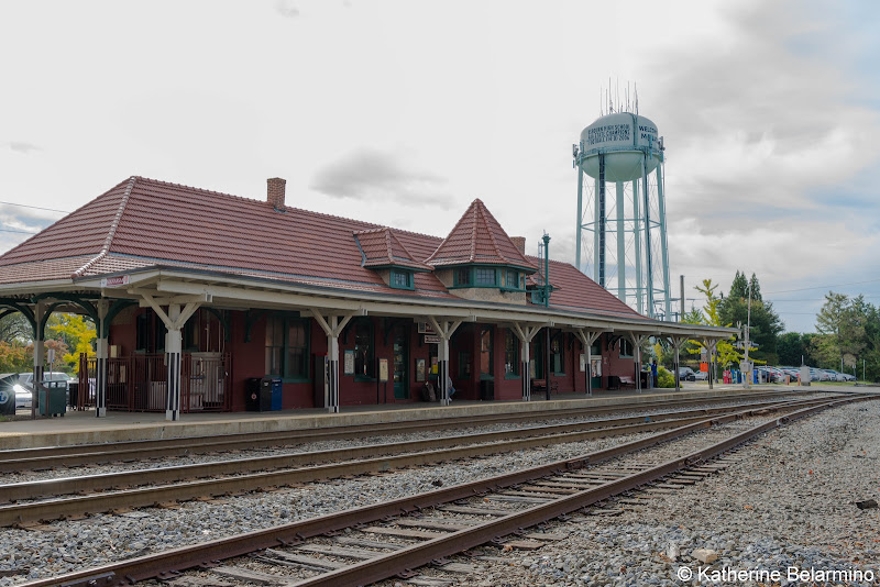 Manassas Train Depot Virginia Weekend Getaway