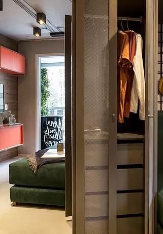 blog achados de decoração, blog de decoração brasileiro, quitinete decorada