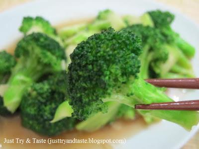 Resep Tumis Brokoli Bawang Putih JTT