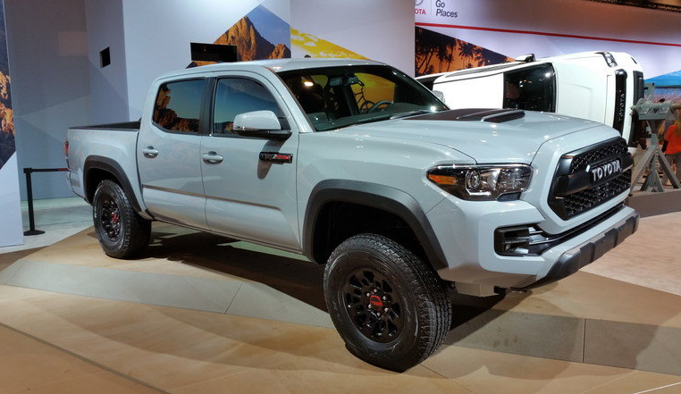 2018 Toyota Tacoma Trd Pro Review