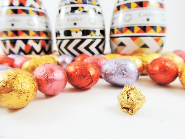 Eggs à la mode oeufs de Pâques de Galler et Jean-Paul Lespagnard