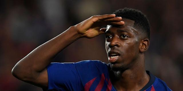 Barcelona Siap Menjual Ousmane Dembele