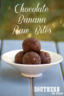 Vegan Chocolate Banana Bliss Balls Recipe