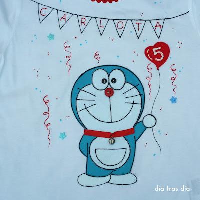 Camiseta Doraemon