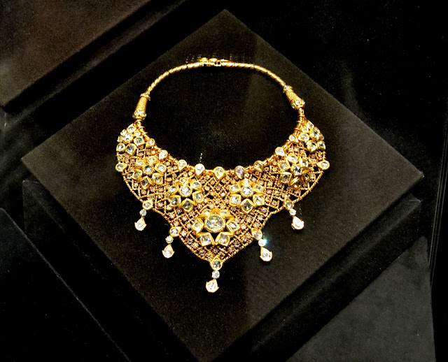 Діамантове намисто від Карт'є. Дизайнер Лансбері. 90 каратів, 100 діамантів (Lounsbery diamond necklace)