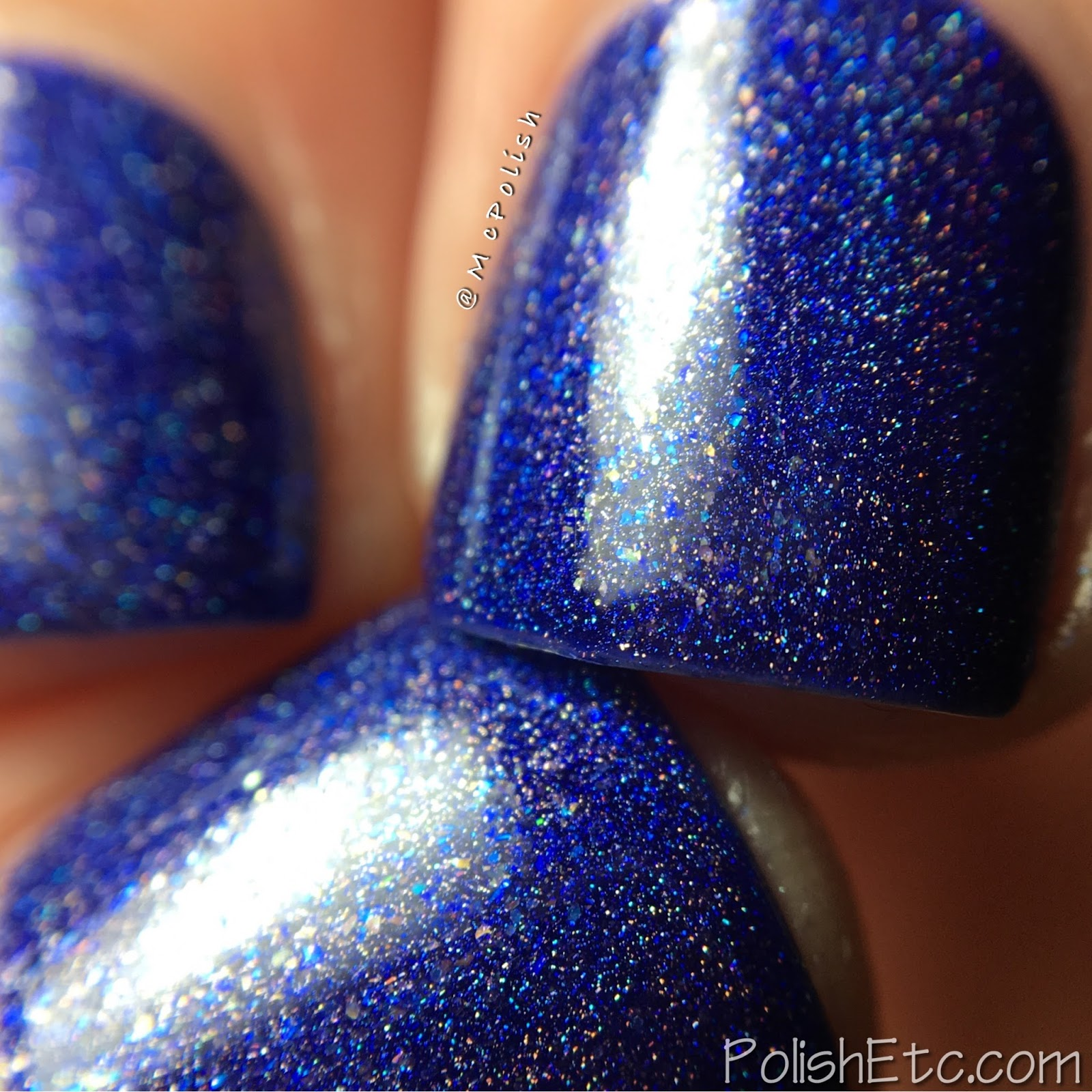Lollipop Posse Lacquer - Women of Words Collection - McPolish - You Are the Gull (Strong and Wild)