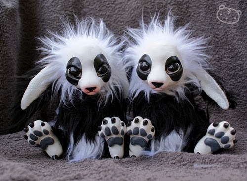 06-Panda-Leshky-Twins-Lisa-Toms-Maker-of-Mythical-Creatures-and-Pet-Dolls-www-designstack-co