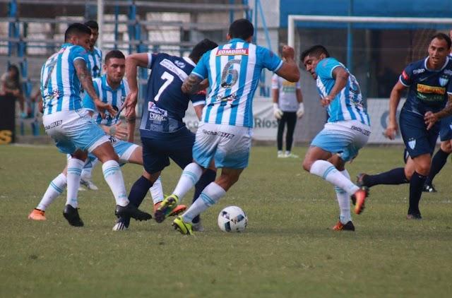 Gimnasia tomó aire y se desahogó en Gualeguaychú
