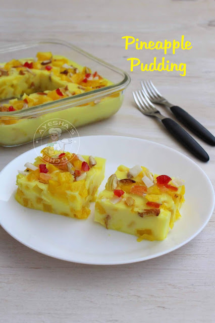 pineapple pudding pineapple recipes desserts cakes pastries easy simple desserts easy recipes