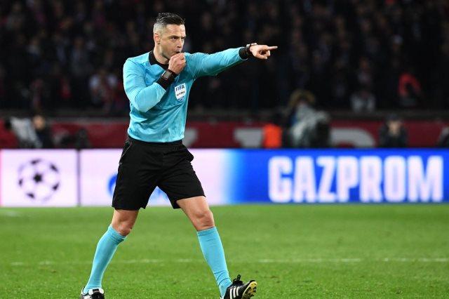 """تعرف على سجل ليفربول """"السئ"""" مع حكم مواجهة نهائي دوري الأبطال"""