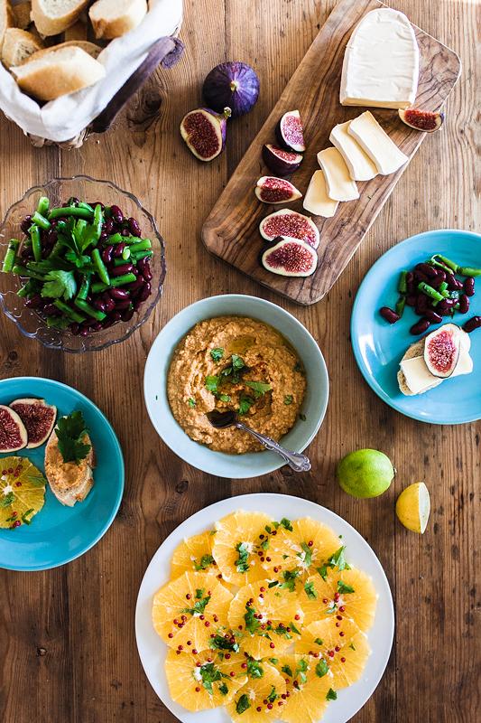 Food from friends mit Sabrina von Purple Avocado