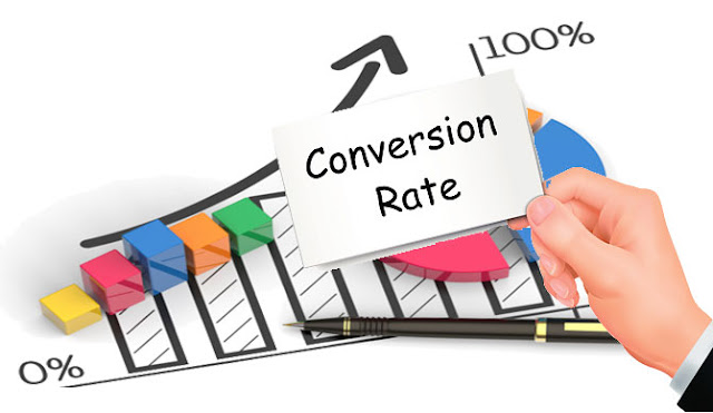 Improved Conversion Rates