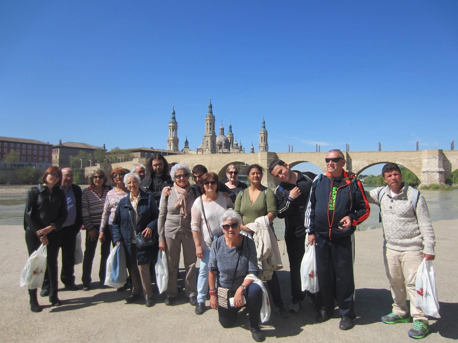 Escuela municipal de jardiner a el pinar visita a - Vivero la rosa del norte ...