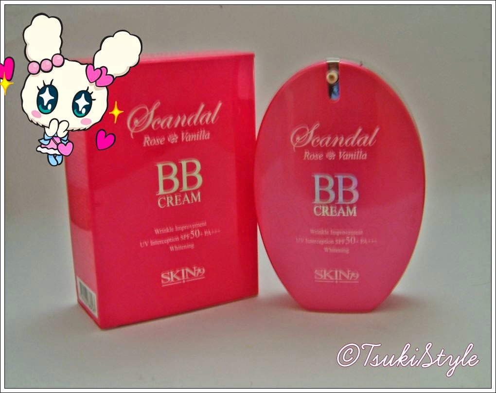 bb cream scandal skin79