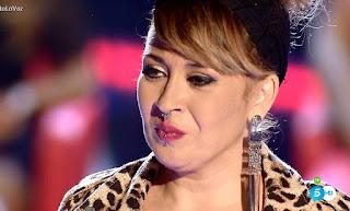 Susana Abellán canta Price Tag de Jessie asaltos la voz