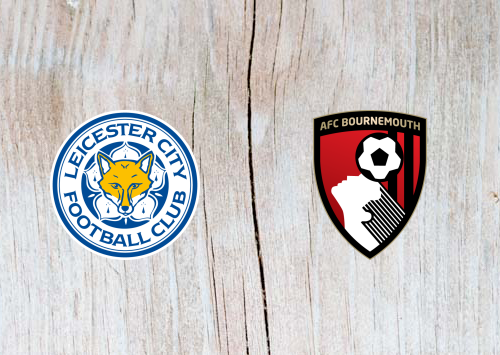 Leicester vs Bournemouth - Highlights 30 March 2019