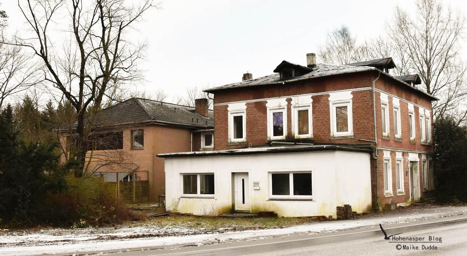 Hohenaspe - eine Gemeinde stellt sich vor!: Historische Gebäude ...