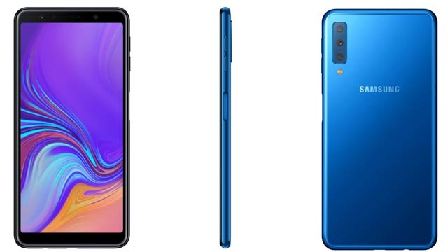 Galaxy A7 vs. Galaxy A9: Know Which Samsung Phone Is Better
