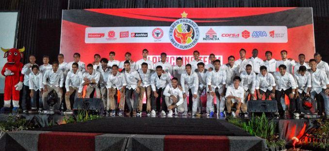 Daftar Pemain Semen Padang FC
