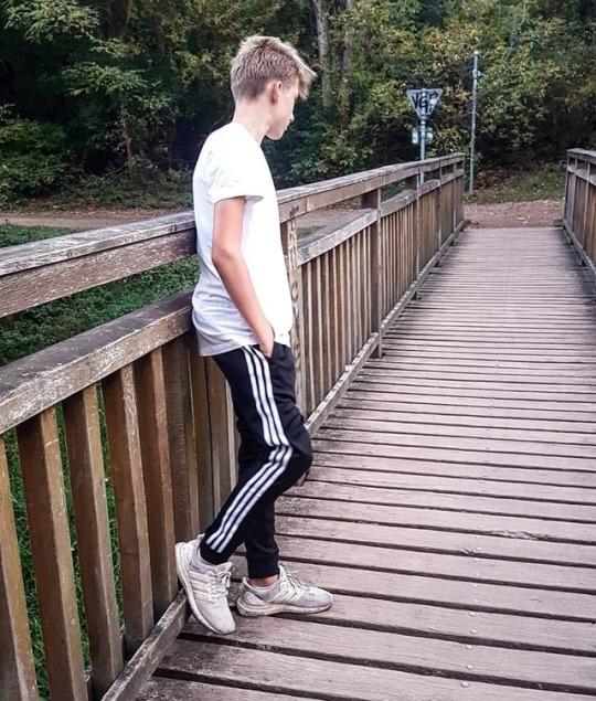 fetish white Boys in socks