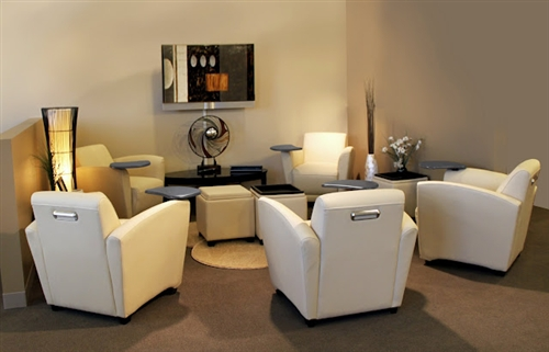 Lobby Furniture Configurations With Style