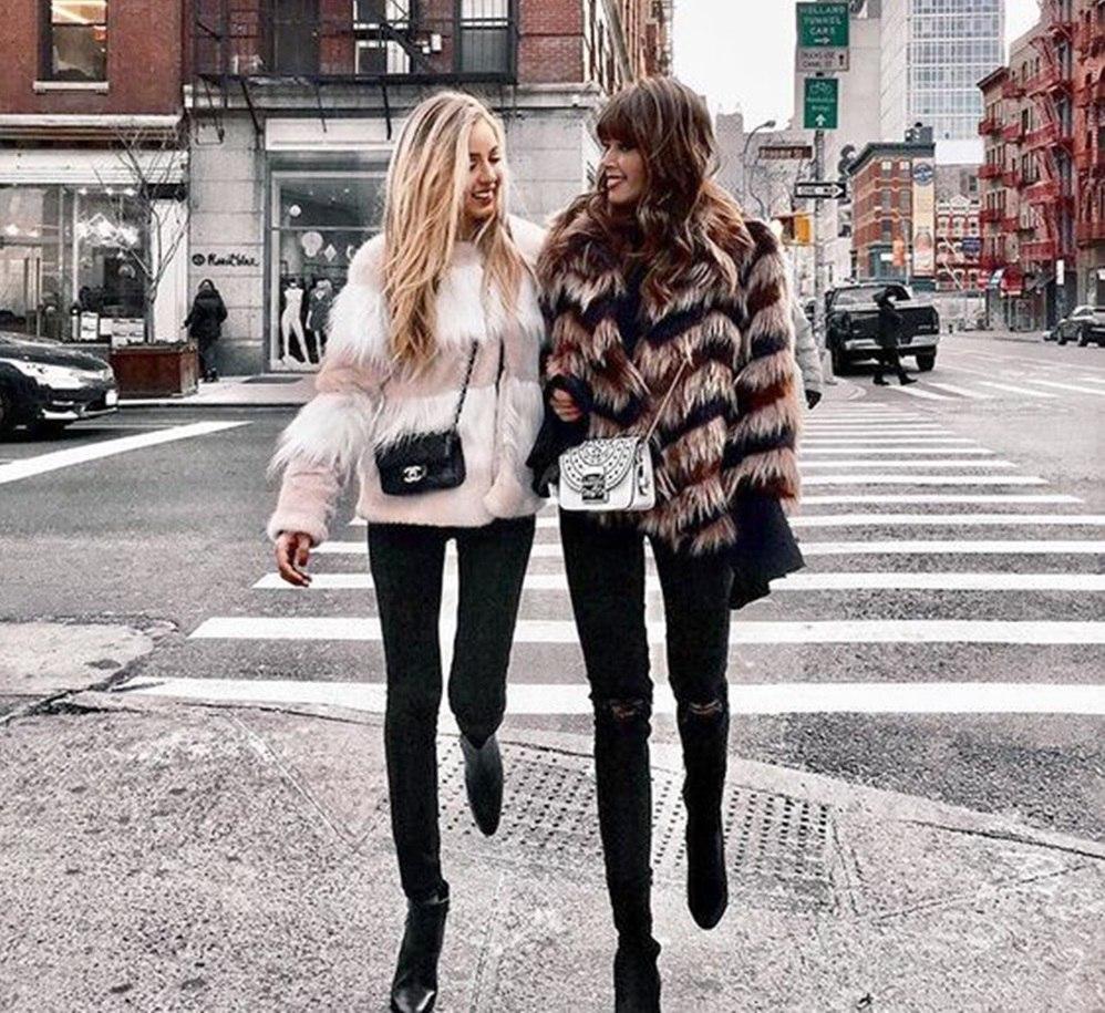 Тренды из Instagram: что носят блогеры зимой 2018 года?